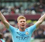 Guardiola rejects De Bruyne release-clause talk