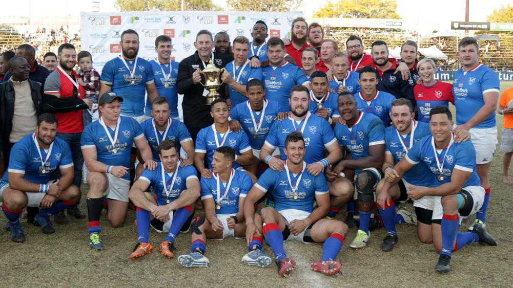 Namibia qualify for 2019 World Cup