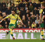 Late Vrancic stunner secures point for Canaries