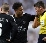 PSG Sporting Director Bemoans Ref Selection in Madrid Game