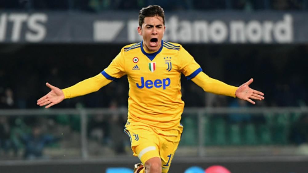 outlet store aab87 3116e Dybala One of The Best in The World, Says Spurs Boss Pochettino