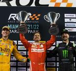 Vettel Carries Team Germany to ROC Cup Victory