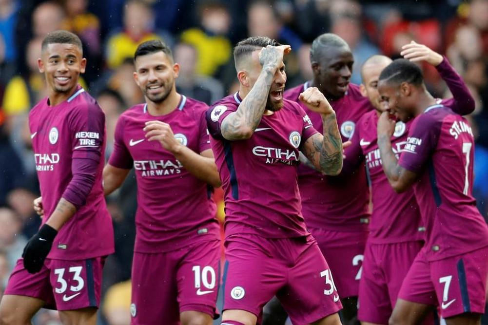 Man City encore en démonstration
