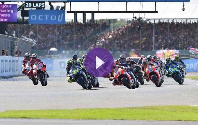 MotoGP's Battle Of Britain Beckons