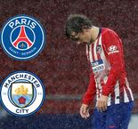 PSG And Manchester City Rule Out Griezmann Bids