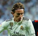 Modric cool on Madrid future beyond current deal