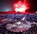 Pyeongchang Olympics ends with spectacular closing ceremony