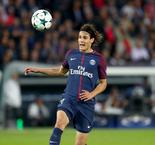 Cavani and Di Maria star in Neymar's absence