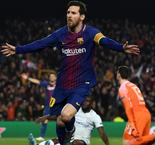 Messi delighted to reach 100 Champions League goals