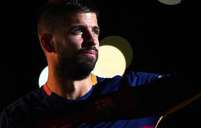 The Locker Room: How Lazy is Gerard Pique
