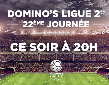 Ligue 2 sur beIN SPORTS