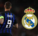 Report: Real Madrid Contact Icardi Over Summer Move