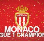 Monaco clinch Ligue 1 title after stunning season