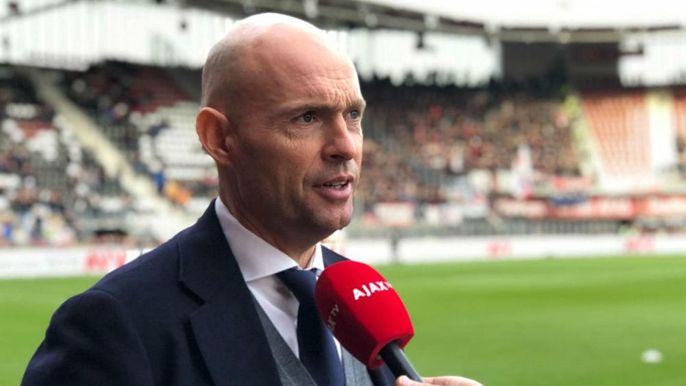 Ajax sack coach Keizer and assistants after cup exit
