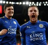 Vardy laments another late Leicester reverse at Arsenal
