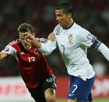 Portugal Closing On Euro Qualifier After Win Against Albania