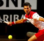 Djokovic outlasts Nishikori to book Nadal clash in Rome