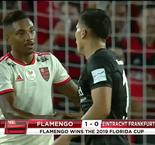 Highlights: Flamengo Top Eintracht Frankfurt To Win Florida Cup