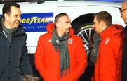 Ribery closing in on Bayern return