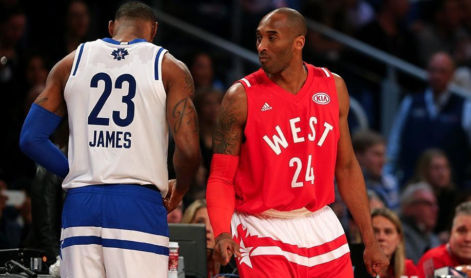 Kobe Bryant gets win in final NBA All-Star Game