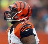 Bengals' Burfict ejected for contact with official