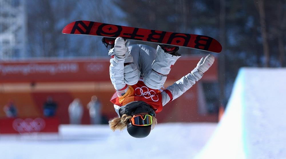 chloe kim - photo #6