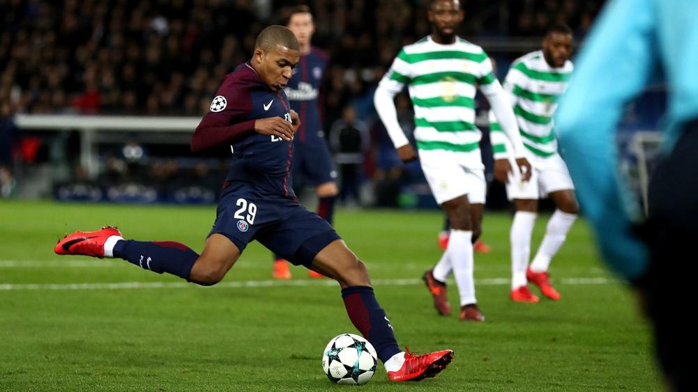Watch: Neymar's Individual Highlights Against Celtic Are One Long P*ss Take