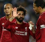 Liverpool Star Salah Had No Worries During Brief Scoring Drought