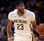 All-Star Anthony Davis Scores 53 in Pelicans Win, Rockets Extend Run to 13