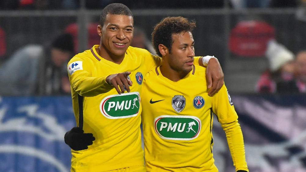 Neymar on target as PSG extend Ligue 1 lead — Soccer