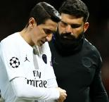 Manchester United charged over bottles thrown towards Di Maria