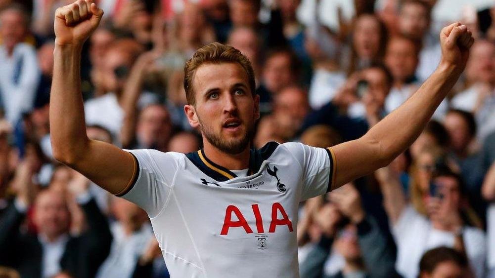 Kane delighted to score winning goal in White Hart Lane farewell