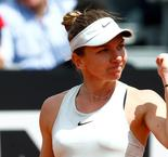 Halep protects number one spot after Keys withdrawal in Rome