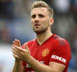 Shaw named United's Player of the Year