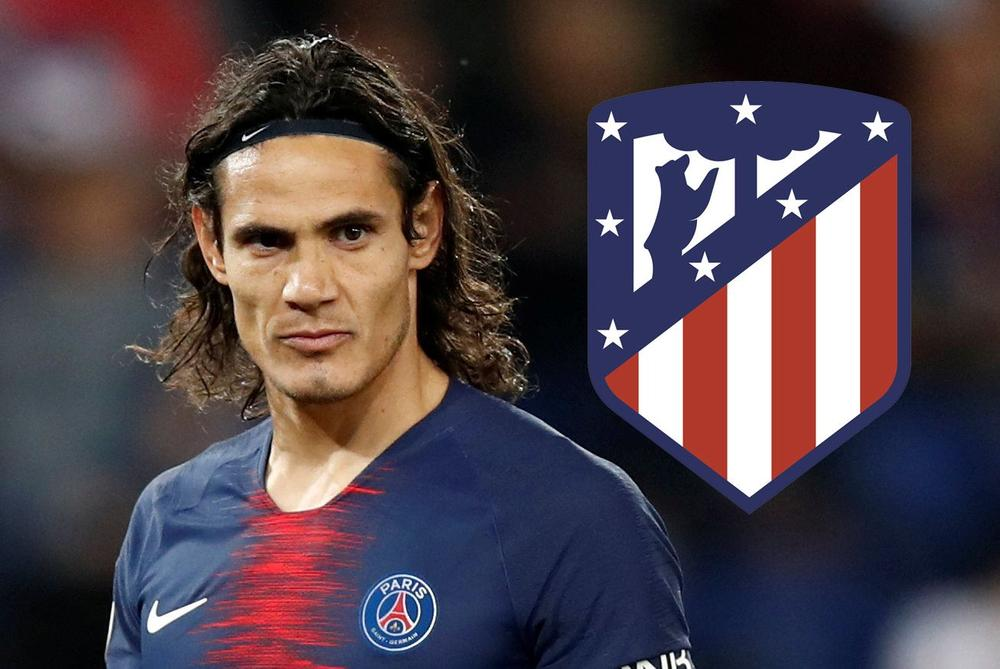 Report: Atletico Madrid Line Up January Move For Cavani