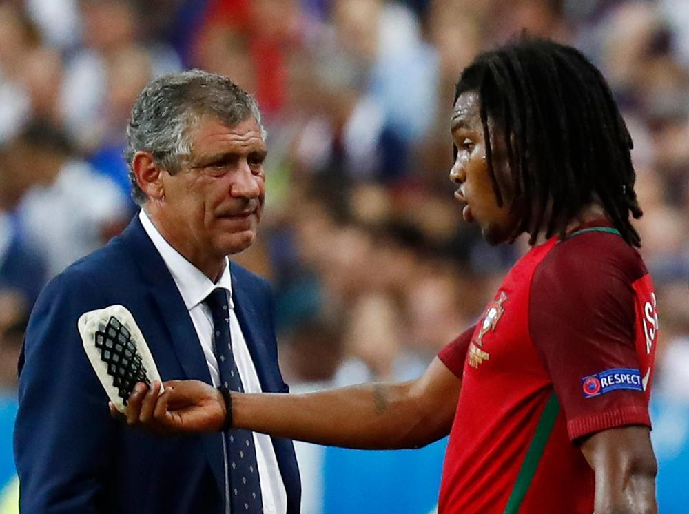 Renato Sanches left out of Portugal squad for the 2018 World Cup