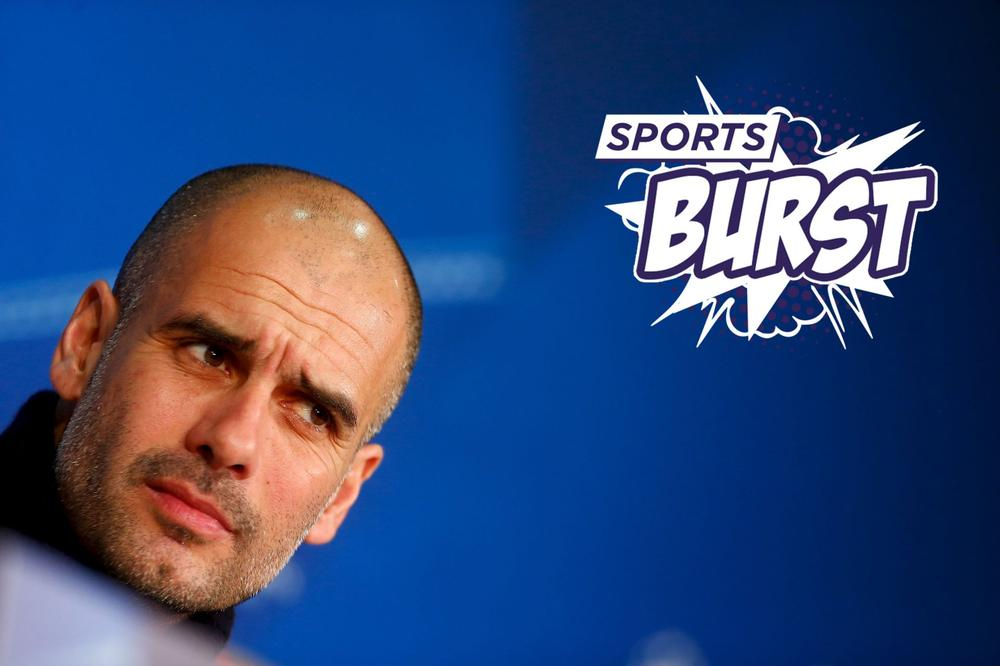 Tall tale from Italy of Pep Guardiola switching Manchester City for Juventus this summer after secret talks take place | Sports Burst - May 23, 2019 | beIN SPORTS USA