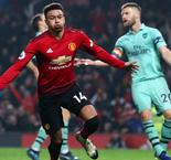 Manchester United and Arsenal finish all square at Old Trafford
