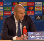 We took risks against Legia - Zidane