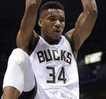 Antetokounmpo inspires Bucks, Spurs beaten