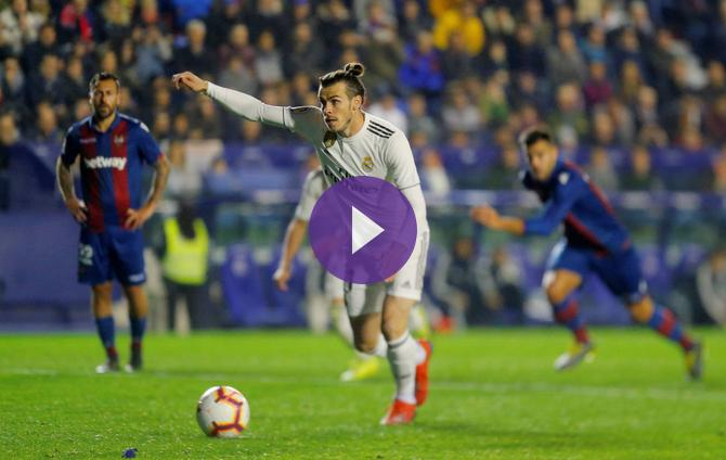 Getafe Real Valladolid Live Score Video Stream And H2h: Levante 1 Real Madrid 1