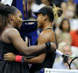 Serena praises Osaka after US Open final meltdown