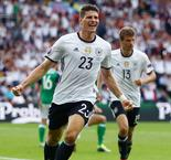 Germany Tops Group After Win Over Northern Ireland