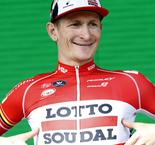Andre Greipel Makes it Three in a Row for Lotto-Soudal at Giro d'Italia
