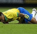PSG To Assess Neymar Ankle Injury