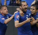 Chiellini scores first goal for Italy