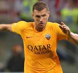 Dzeko opens door to England return