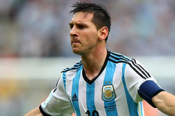 Lionel Messi (Captain)