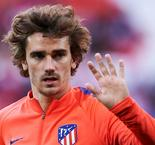 Griezmann starts in final Atletico Madrid appearance