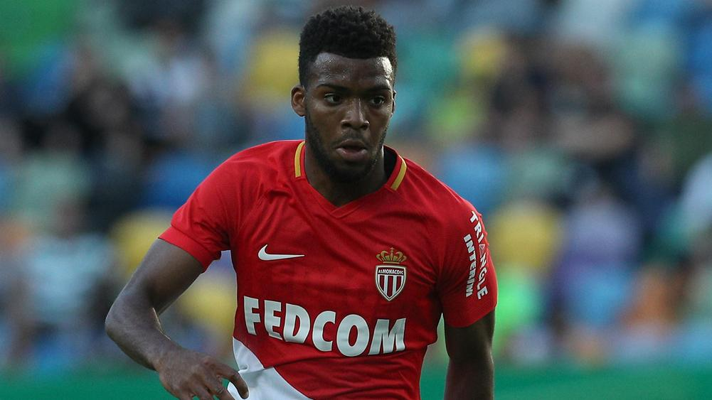 Lemar 'very happy' at Monaco after failed Arsenal move